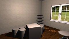 Raumgestaltung Schlagzeugzimmer in der Kategorie Hobbyraum