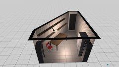Raumgestaltung Schuppen in der Kategorie Hobbyraum