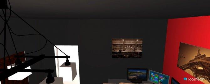 Raumgestaltung Sean's Room in der Kategorie Hobbyraum