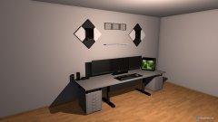 Raumgestaltung Setup in der Kategorie Hobbyraum