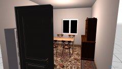 Raumgestaltung Siek 3tes Zimmer in der Kategorie Hobbyraum