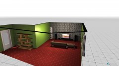 Raumgestaltung simpe in der Kategorie Hobbyraum