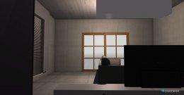 Raumgestaltung soggiorno in der Kategorie Hobbyraum