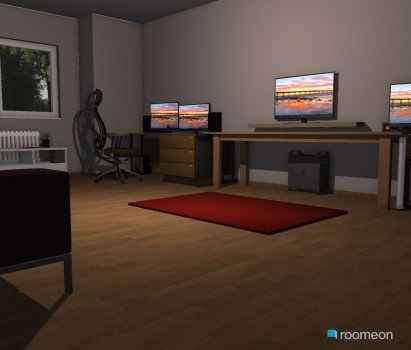 Raumgestaltung sound in der Kategorie Hobbyraum
