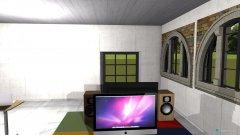 Raumgestaltung ss 1 in der Kategorie Hobbyraum