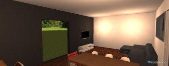 Raumgestaltung stofaeldhus in der Kategorie Hobbyraum