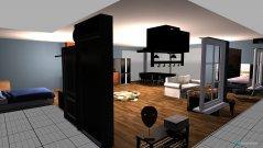 Raumgestaltung Stor ungdomsbolig in der Kategorie Hobbyraum
