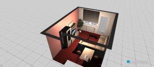Raumgestaltung stube in der Kategorie Hobbyraum