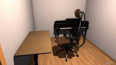 Raumgestaltung Studio in der Kategorie Hobbyraum
