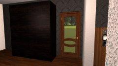 Raumgestaltung SuchtiZimmer in der Kategorie Hobbyraum