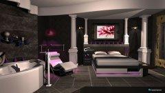 Raumgestaltung Suite Pink Flower in der Kategorie Hobbyraum
