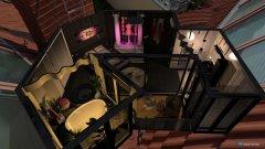 Raumgestaltung Suite Sky Lounge in der Kategorie Hobbyraum