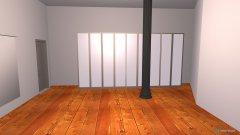 Raumgestaltung Tanzraum in der Kategorie Hobbyraum