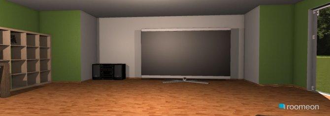 Raumgestaltung Technikraum in der Kategorie Hobbyraum