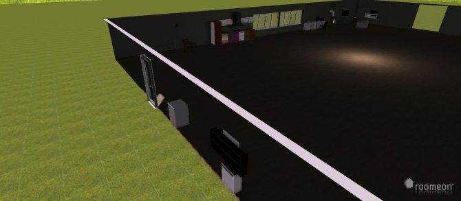 Raumgestaltung Test 2 in der Kategorie Hobbyraum