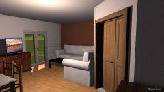 Raumgestaltung Test Wohnstube in der Kategorie Hobbyraum