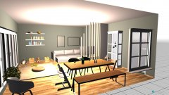 Raumgestaltung test wohnzimmer in der Kategorie Hobbyraum