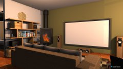 Raumgestaltung The Cabin in der Kategorie Hobbyraum