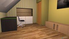 Raumgestaltung Timos Zimmer^1 in der Kategorie Hobbyraum