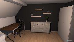Raumgestaltung Tom Zimmer in der Kategorie Hobbyraum