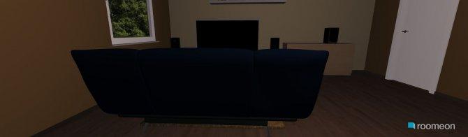 Raumgestaltung Traumzimmer 2 in der Kategorie Hobbyraum