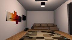 Raumgestaltung Traumzimmer Alessandro in der Kategorie Hobbyraum