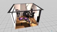 Raumgestaltung Traumzimmer in der Kategorie Hobbyraum