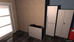 Raumgestaltung Tv raum in der Kategorie Hobbyraum