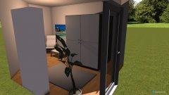 Raumgestaltung Unsere neue Sauna in der Kategorie Hobbyraum