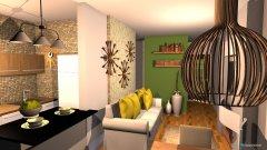 Raumgestaltung vecindario in der Kategorie Hobbyraum