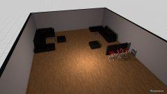 Raumgestaltung vereinsheim erster versuch in der Kategorie Hobbyraum