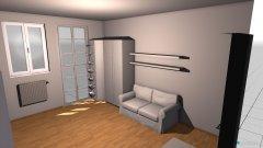 Raumgestaltung verzio1 in der Kategorie Hobbyraum