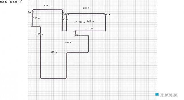 Raumgestaltung Villa in der Kategorie Hobbyraum