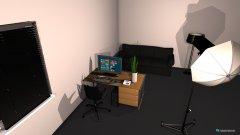 Raumgestaltung Weisse Bescheid in der Kategorie Hobbyraum