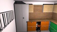 Raumgestaltung Werkstatt-2 in der Kategorie Hobbyraum