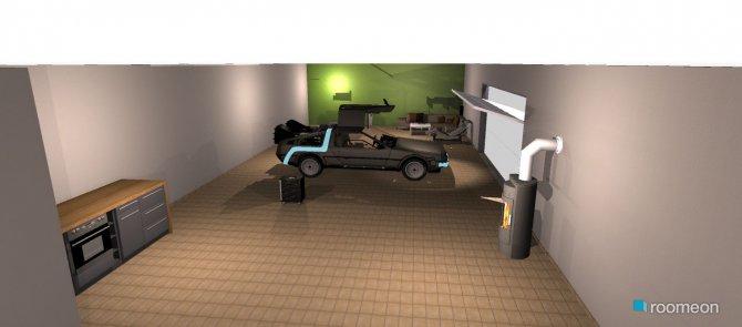 Raumgestaltung Werstatt in der Kategorie Hobbyraum