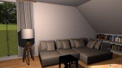 Raumgestaltung Wohnen_Sofa Mondo Barrow in der Kategorie Hobbyraum