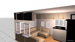 Raumgestaltung Wohnkoffer in der Kategorie Hobbyraum