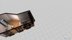 Raumgestaltung wohnung1 in der Kategorie Hobbyraum