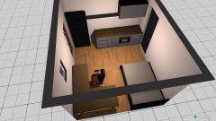 Raumgestaltung Wohnung in der Kategorie Hobbyraum