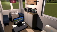 Raumgestaltung Wohnwagen in der Kategorie Hobbyraum