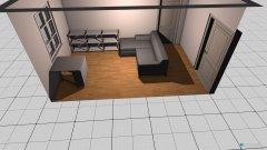 Raumgestaltung wohnzimmer 2 in der Kategorie Hobbyraum