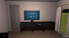 Raumgestaltung wohnzimmer in der Kategorie Hobbyraum
