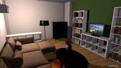 Raumgestaltung Wohnzimmer_neu in der Kategorie Hobbyraum