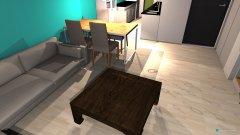 Raumgestaltung woonkamer 1 in der Kategorie Hobbyraum
