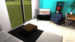 Raumgestaltung Woonkamer 2 in der Kategorie Hobbyraum