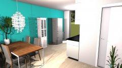 Raumgestaltung Woonkamer 3 in der Kategorie Hobbyraum