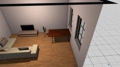 Raumgestaltung WZ in der Kategorie Hobbyraum