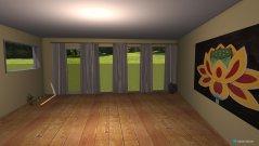 Raumgestaltung yogaraum in der Kategorie Hobbyraum
