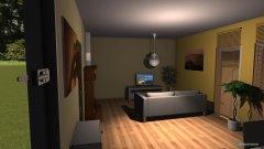 Raumgestaltung Zbyszek2 in der Kategorie Hobbyraum